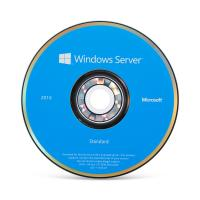 Quality English Microsoft Windows Server 2016 Standard OEM Package With DVD 64 Bit for sale