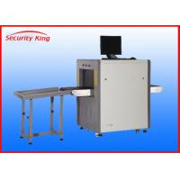 Quality Super Clear Images X Ray Baggage Scanner Airport X Ray Machines XST-6550 for sale