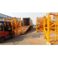 Quality Potain type tower crane 5ton to 20 tons for sale