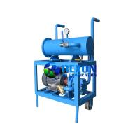 Quality Small Portable Lube Oil Purifier for Oil Filtration and Oil Pumping Outdoor Use for sale