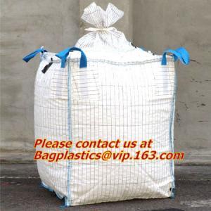 Quality big bags 1500kg jumbo bag cheap price 1 ton pp woven jumbo bags packaging,circular big fibc bags pp woven fabric one ton for sale