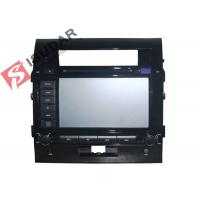 Quality 5 Inch Display Screen DVD GPS Navigation For Toyota Toyota Land Cruiser Dvd Player Wince System for sale
