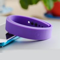Quality Bluetooth Smart Fitness Bracelet for IOS and  Android Phones for sale