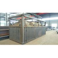 China Pulse Dust Collector 26M3*1.2t/M3 Horizontal Cement Silo for sale
