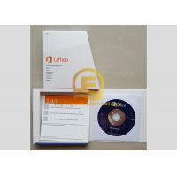 China 32 / 64 Bit OEM Activation Microsoft Office Key Code For Windows Retail Box on sale