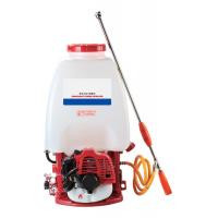 Quality High pressure backpack sprayer gas powered , battery powered water sprayer for sale