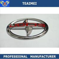 Best Chrome Body Sticker Car Badge Logos Longer Working Life No Easy To Scratch wholesale