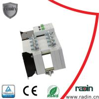 Quality White Dual Power Transfer Switch Small Size High Security For Motor Remote Control for sale