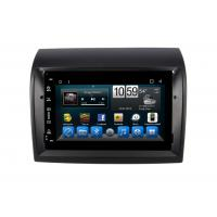 Quality Citroen Jumper Double Din DVD Player Android 9.0 / 10.0 In Car Audio Video System for sale