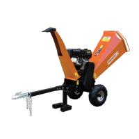 Quality Chipping Tree Branch Gasoline Wood Chipper Timber Shredder 15HP Wood Chipper for sale