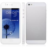 Quality 4 China mobile phone MTK6577 Dual core 3G Wifi Android 4.0 I5 5i cell phone for sale