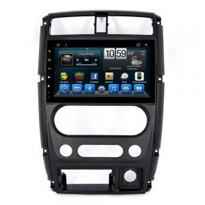 Quality Android Car GPS SUZUKI Navigator 9.0'' Jimny 2007-2017 Bluetooth 4G SIM DSP Play for sale