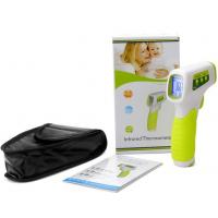 China Digital LCD Baby Forehead Infrared Thermometer Body Temperature CE on sale