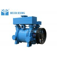 Quality Belt Pulley Driven Single Stage Vacuum Pump Industrial Liquid Ring Vacuum Pump for sale