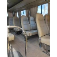 Quality Good condition Japan Brand used Coaster bus toyota second hand mini coach bus for sale for sale