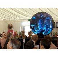 China 360 Degree Sphere LED Display on sale