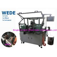 Quality Even - Odd Slots Armature Winding Machine With Riser Type Collector Commutator for sale