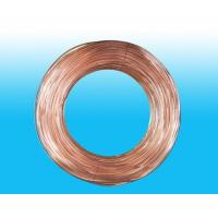Quality Round 4mm X 0.5 mm Copper Coated Bundy Tube For Water Coolers for sale