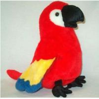 Quality Lovely Parrot Plush Toy for sale