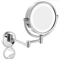 Quality Mirror Light Wall Mounted Bedside Lamp IP65 LED For Bathroom Genova Magnifying for sale