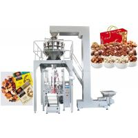 Quality High Efficiency Automatic Multihead Weigher Packing Machine / Snack Food Bagging Machine for sale