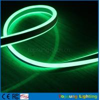Buy cheap green high voltage 120v led double-sided flexible neon light 8.5*17mm light from wholesalers