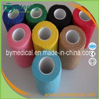 China Cotton cohesive flexible bandage coflex bandage on sale