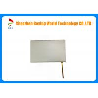 Quality 10.1 Inch 4 Wire Resistive Touch Screen Panel 1.4 Mm Thickness For Gambling Machines for sale