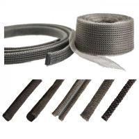 Quality AISI Knitted Woven Wire Mesh Filter , 304 316 Stainless Steel Woven Wire Cloth for sale