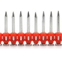 Buy Zinc Galvanized Concrete Coated Nails For Pallet Making 3.0mm * 27mm at wholesale prices