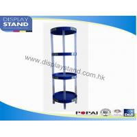 Quality Palstic Material Pallet Display , Pop Supermarket Retailing Display Stand for sale