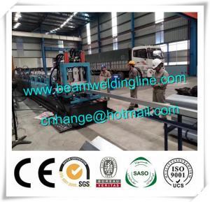 Quality C Z Interchangeable Purlin Roll Forming Machine , CZ Forming Machine Ceiling Machine for sale