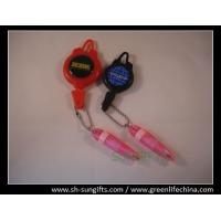 Best Ski pass holder with mini ball pen and ball chain wholesale