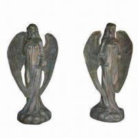 Buy cheap Landscape Sculptures for Garden, Made of Fiberglass, Measures 2,200mm from wholesalers