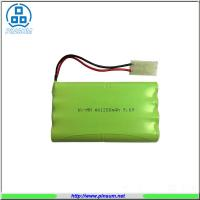 Buy cheap Ni-MH AA1200X8 9.6V Rechargeable battery from wholesalers