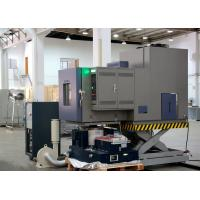 Quality High Precision Environmental Test Chamber For Combined Vibration And Temperature And Humidity for sale