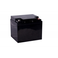 Quality Medical Equipment 12v 45ah Rechargeable Lead Acid Battery for sale