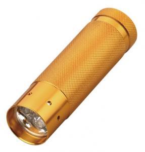 China Outdoor mini led aluminium torch waterproof led flashlight 6.5cm - 40cm optional on sale
