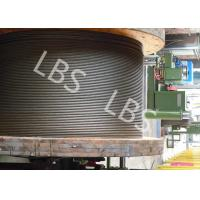 Quality High Efficient Ship Hoist Winch With Spooling Device And Multilayer Spooling for sale