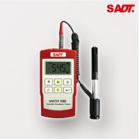Quality Bluetooth / RS232 Portable Hardness Tester HARTIP 2000 LCD Display With High Accuracy for sale