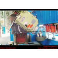 China Industrial Hydraulic Steel Plate Edge Milling Machine For Seam Welding Line on sale
