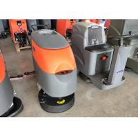 Quality Dycon Hand Push Battery Powered Floor Scrubber With Two Cup Seat For Factory for sale