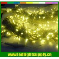 home christmas decoration AC powered led fairy string lights