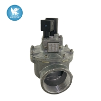 China Aluminium Norgren 8296800.8171 Dust Collector Pulse Jet Valves for sale