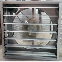 Buy cheap Industry Workshop AC Centrifugal Push-pull Type Exhaust Fan Stainless Steel from wholesalers