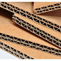 Quality Custom Double Wall Cardboard Sheets For Shipping Cardboard Boxes for sale
