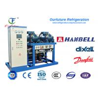 China Glyco pharacy commercial water chiller 35℃ Condensing Temperature on sale