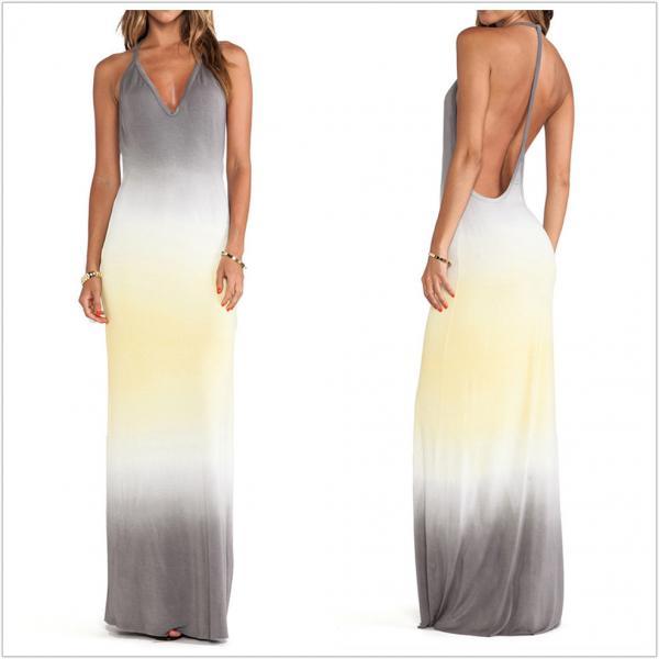 Backless Summer Dresses