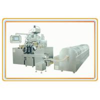 Electric Vitamin Softgel Encapsulation Machine / Softgel Manufacturing Equipment