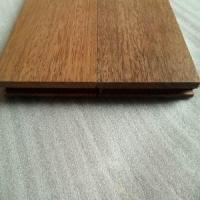 China Unfinished Raw Merbau Hardwood Flooring (U-R-M) on sale